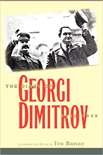 Book Diary of Georgi Dimitrov (Annals of Communism)