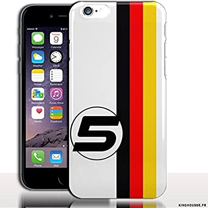 coque iphone 6 numero