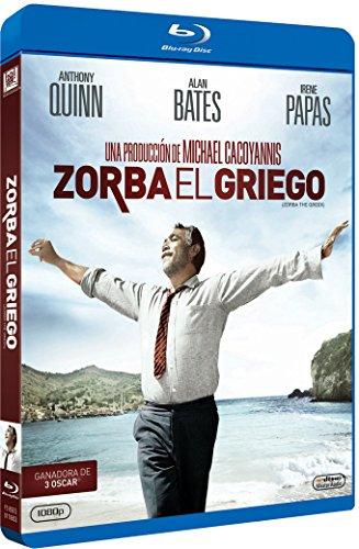 Zorba El Griego (Blu-Ray) (Import Movie) (European Format - Zone B2) (2012) Quinn, Anthony; Bates, Alan; Papas