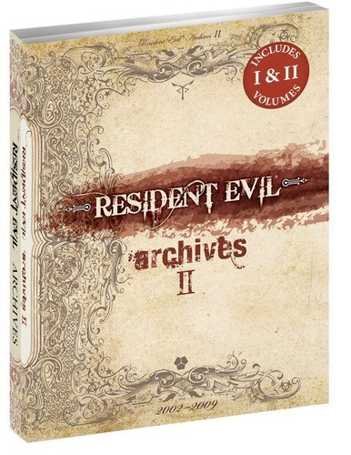 Resident Evil Archives I and II Bundle by unknown (2012) Paperback