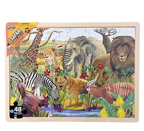 children wood puzzles - 7