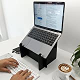 STANDapart Portable Travel Laptop Stand Sturdy Lightweight