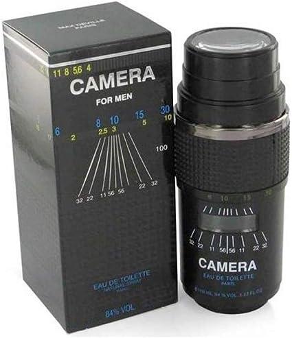 Camera For Men By Max Deville EDT Eau de Toilette for Men 30