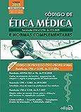 capa de Código de Ética Médica