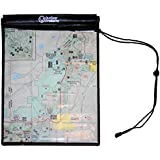 Waterproof Bag Quality Multi Use Pouch Durable Map Case or Tablet Case Perfect for Hiking Kayaking Boating Snorkeling Swimming Beach Pool Water Sports Military Adventure Racing Canoeing