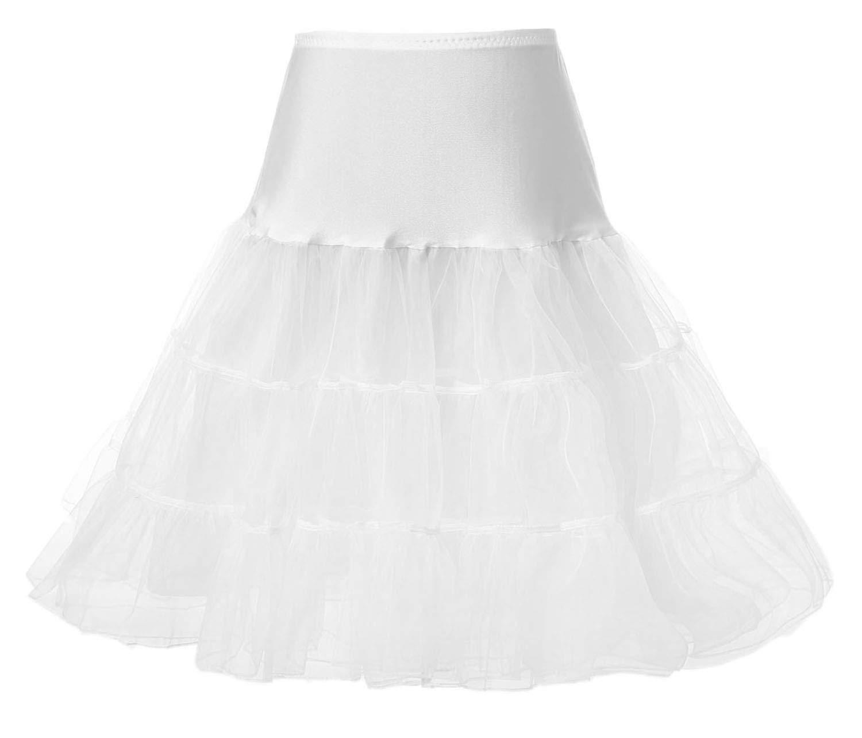 9b13f2b19 Babydress Cancan Enaguas Falda Vestido Midi Cancan 50s Retro Rockabilly  Enaguas Miriñaques Faldas Vestido Retro Debajo