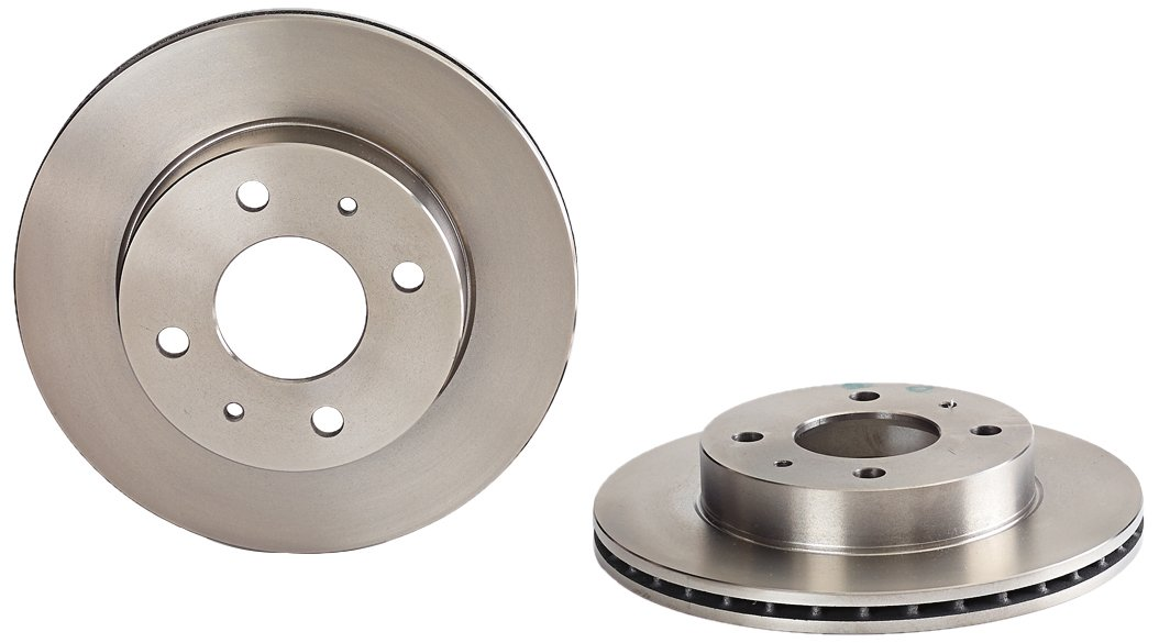 Brembo 09694310 Disco de Freno Set de 2