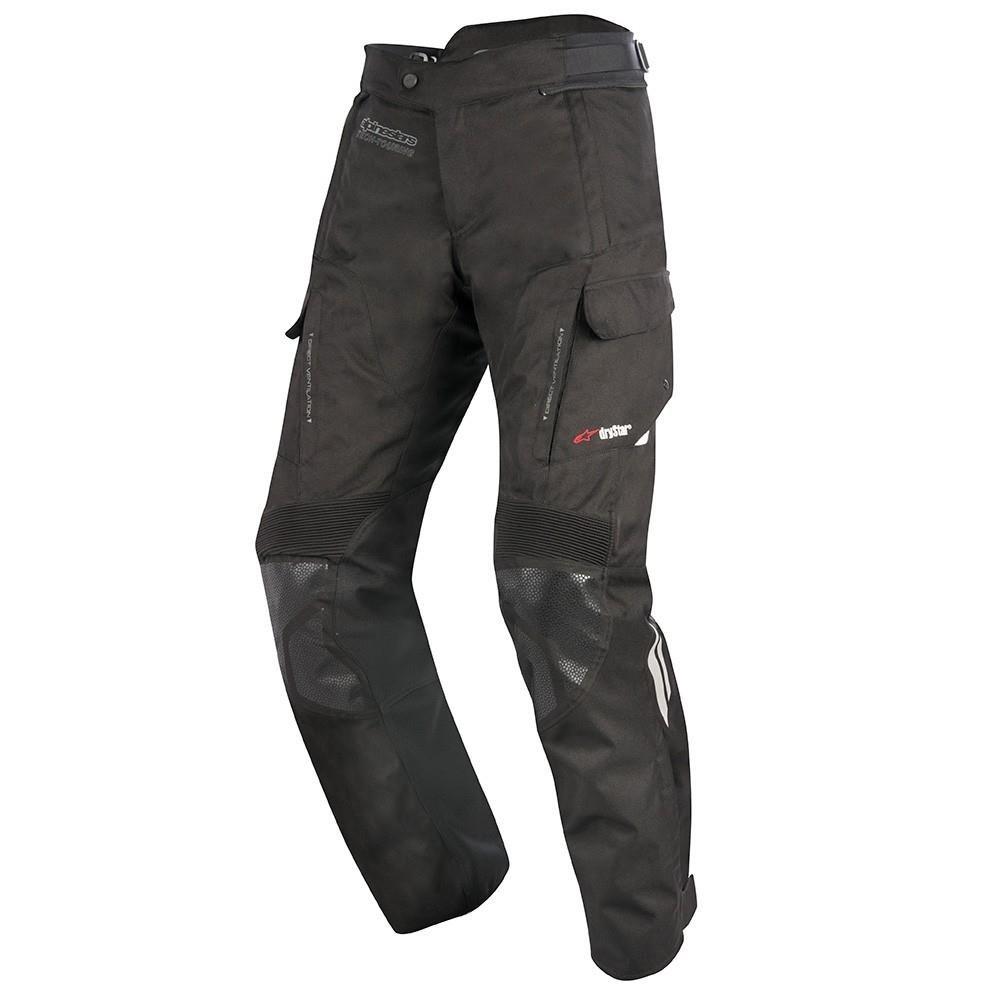 LIGHT GREY//BLACK//DARK GREY Alpinestars Andes v2 Drystar Pants MEDIUM