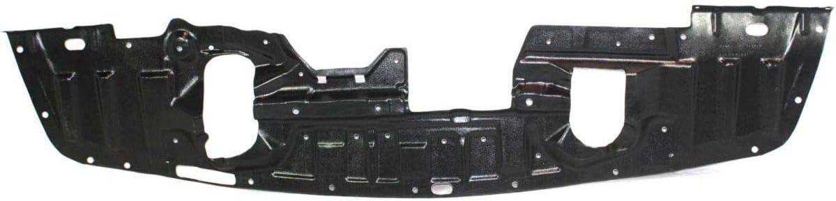 5379A537 MI1228113 Parts N Go 2008-2015 Lancer Front Engine Under Cover Splash Guard