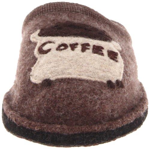 Terra Haflinger Womens Ar Coffee Slipper