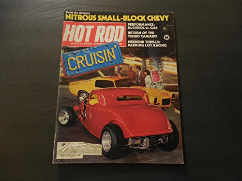 Hot Rod Jul 1981 Nitrous Small Block Chevy; Yenko Camaro