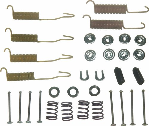 Wagner H7064 Drum Brake Hardware Kit, Rear