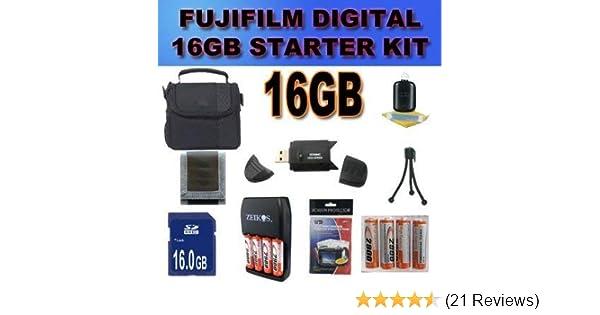 32GB Memory Card for Fuji FinePix HS25EXR