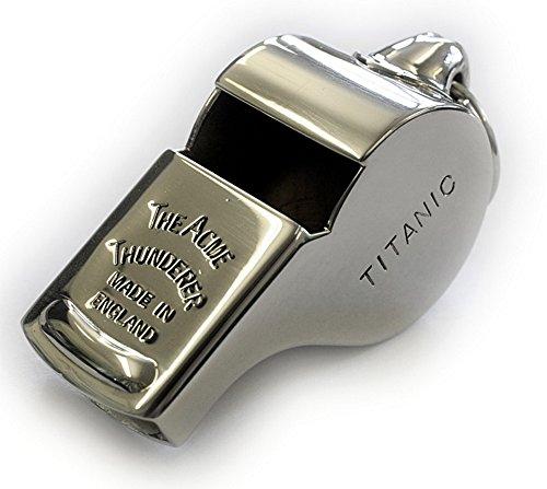 Acme Thunderer Dog Whistle (Acme Thunderer TITANIC Mates Whistle)