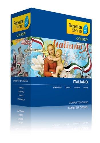 Rosetta Stone Course - Komplettkurs Italienisch
