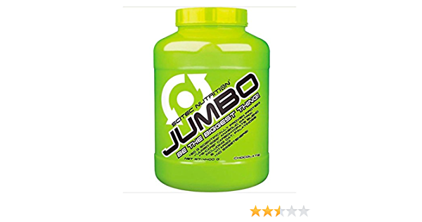 SCITEC Nutrition Jumbo - 4,4 kg Strawberry