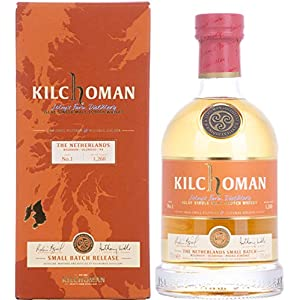 Kilchoman SMALL BATCH Islay Single Malt Whisky (1 x 0.7 l)