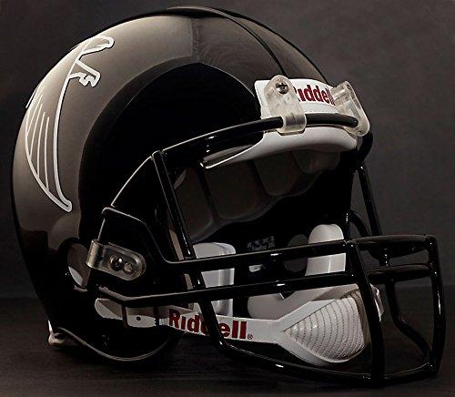 Atlanta Falcons 1990-02 Throwback Riddell Deluxe Replica Helmet