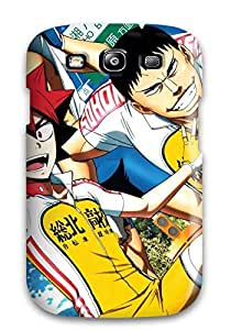 Ideal Hxy Case Cover For Galaxy S3(yowamushi Pedal Midosuji Racing Suit), Protective Stylish Case