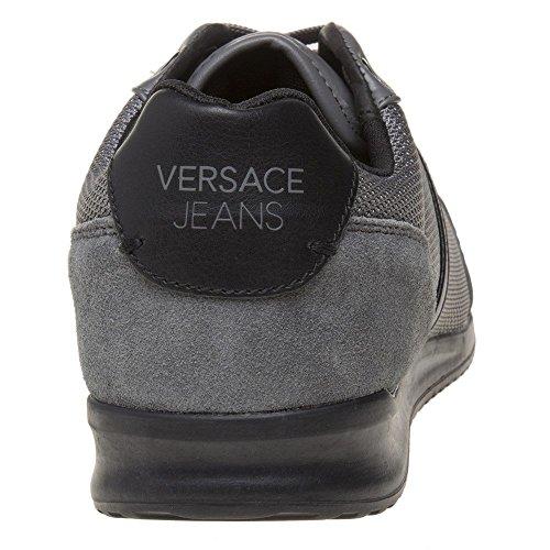 Versace Jeans Wing Cap Uomo Sneaker Grigio grigio