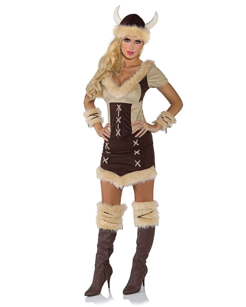 Horror-Shop Traje de la Princesa de Viking XL: Amazon.es: Juguetes ...
