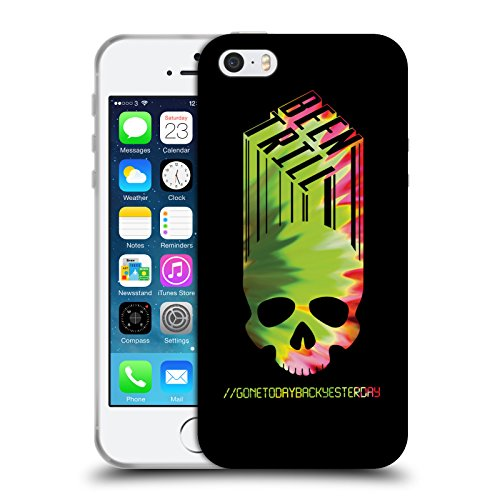 Official Been Trill Three Dimensional Colourful Prints Soft Gel Case for Apple iPhone 5 / 5s / SE