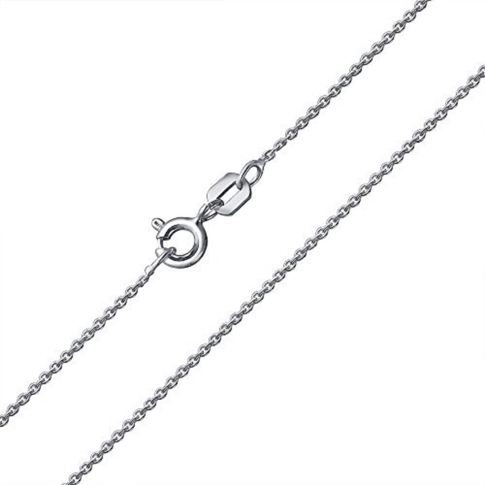 Sterling Silver Rolo Chain 24