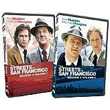 Streets of San Francisco: Season Four - Vol. 1 & 2 - 2 pack