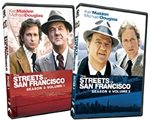 Streets of San Francisco: Season 4, Vols. 1 & 2