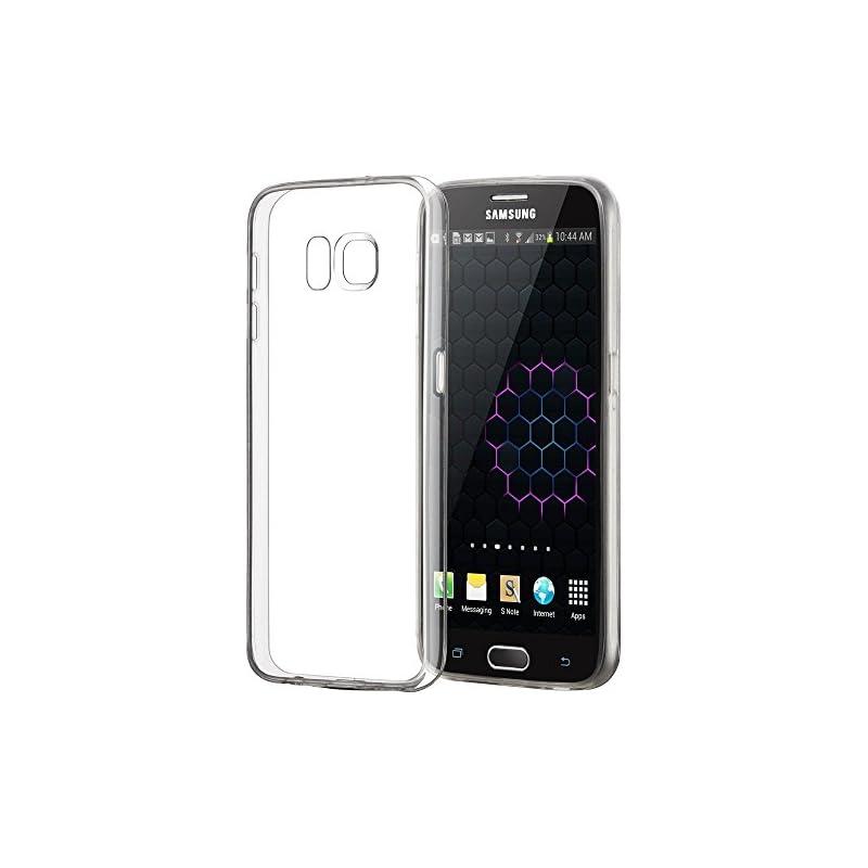 Samsung Galaxy S6 Case, Elzo [Crystal] C