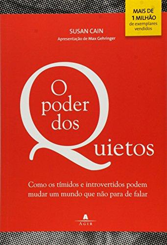 O Poder dos Quietos (Em Portugues do Brasil)