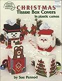 img - for Plastic Canvas Christmas Tissue Box Covers in Plastic Canvas (3053) (3053) book / textbook / text book