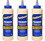 Titebond 5004 II Premium Wood Glue, 16-Ounces (Тhree Pаck)