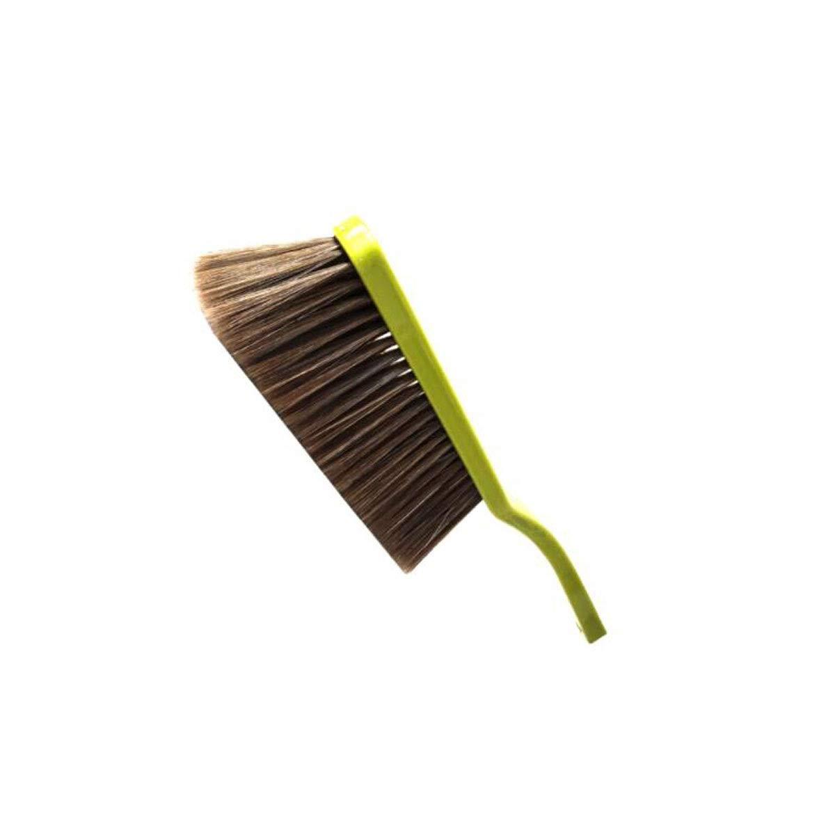 Tongboshi Bed Brush, Sweeping Durable Long Hair Bed Brush, Dusting Brush, Cleaning Brush, Green, White Bed Brush (Color : Pink)