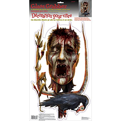 amscan Field of Screams | Halloween Glass Grabber | 9 Ct. -