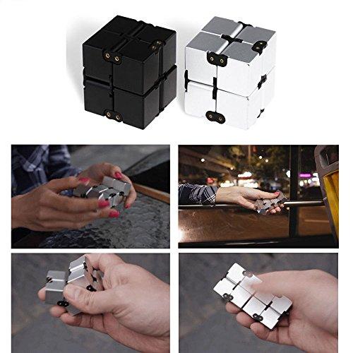 LUNIWEI-EDC-Infinity-Cube-For-Stress-Relief-Fidget-Anti-Anxiety-Stress