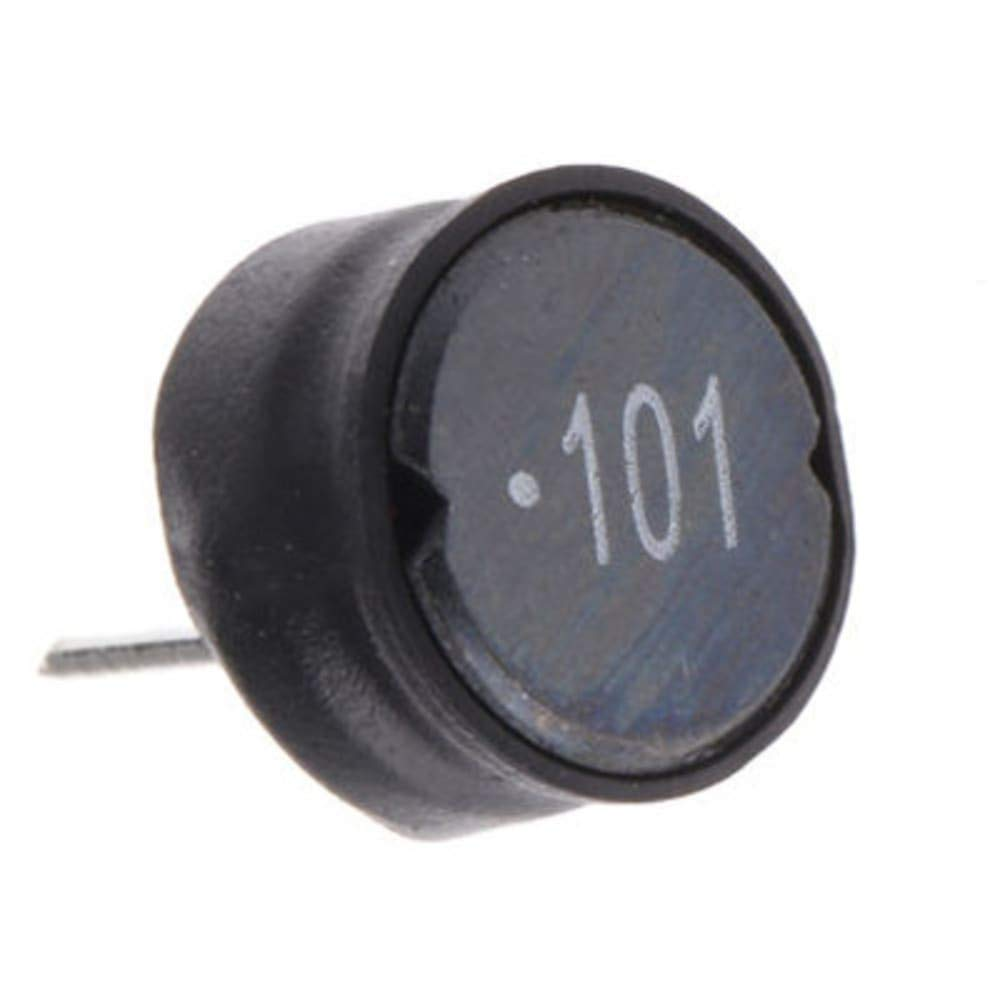Inductors; Fixed; WE-TI RadXtnd Ld8055 WW100uH 1.1A 1Ohm, Pack of 20