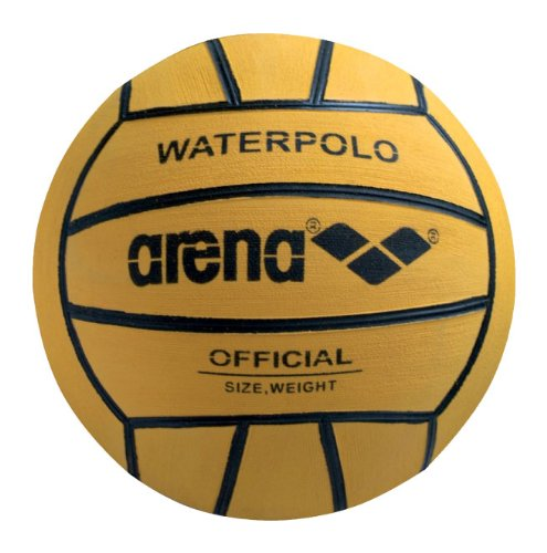 Arena Water Polo Ball Woman 2008 Femme 95203 Jaune/Noir NS