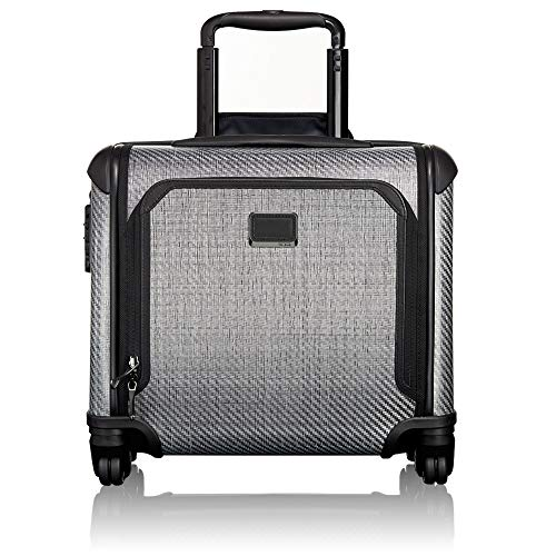 TUMI - Tegra Lite Max Carry-on Wheeled 15 Inch Laptop Briefcase - Computer Case for Men and Women - T-Graphite