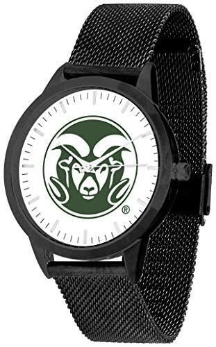 (Colorado State Rams - Mesh Statement Watch - Black Band)