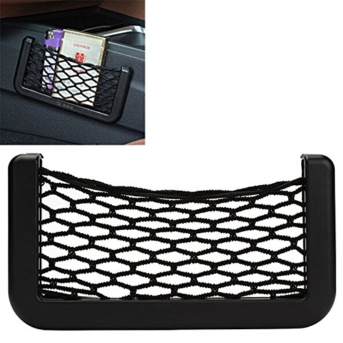 Itimo New Car Storage net Automotive tasca organizer per porta cellulare auto della visiera adesivo box auto accessori