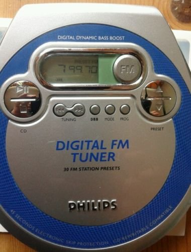 philips portable cd player - 8