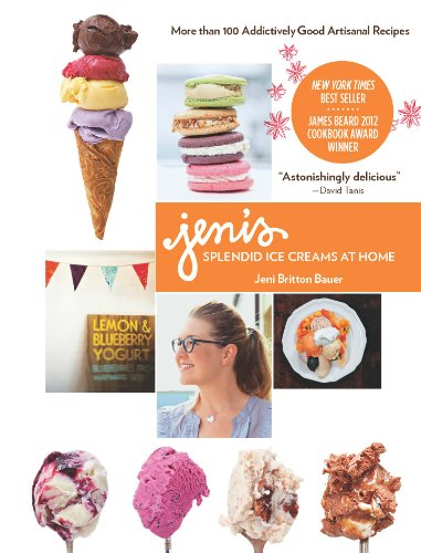 Jeni's Splendid Ice Creams at Home: Regular Version by Jeni Britton Bauer