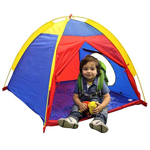 Super Duper Fun NTK Kiddie Play Tent Inspires Imagination, Creativity and Sense of Organization on Kids