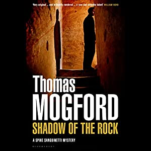 Shadow of the Rock Audiobook