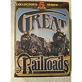 5pk: Great Railroads - Vhs