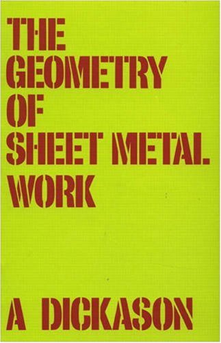 The Geometry of Sheet Metal Work