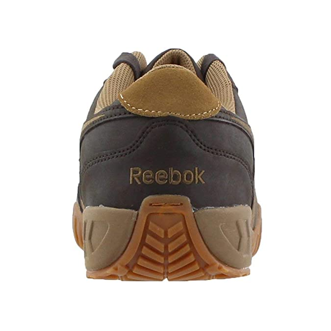 c1780e5f186a Amazon.com  Reebok RB1940 Men s Euro Safety Shoes - Brown  Shoes