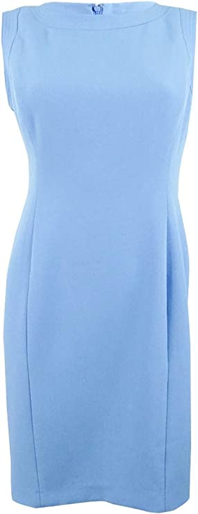 Details about  /Kasper Women/'s Sleeveless Jewel Neck Solid Knit To Choose SZ//color