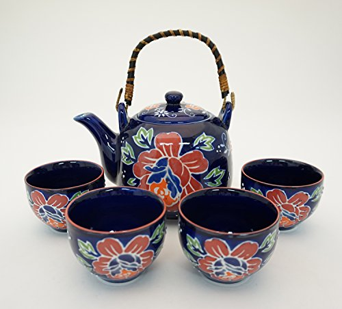 oriental teapot - 1